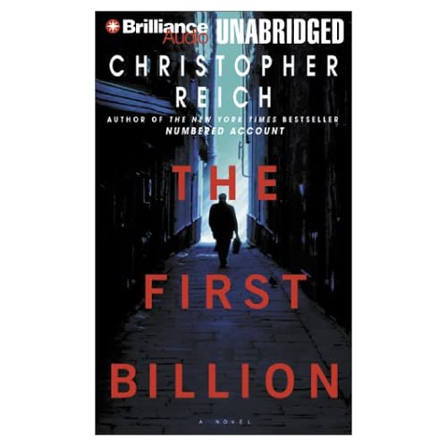 Image 0 of The First Billion By Reich Christopher Daniels James Reader On Audio