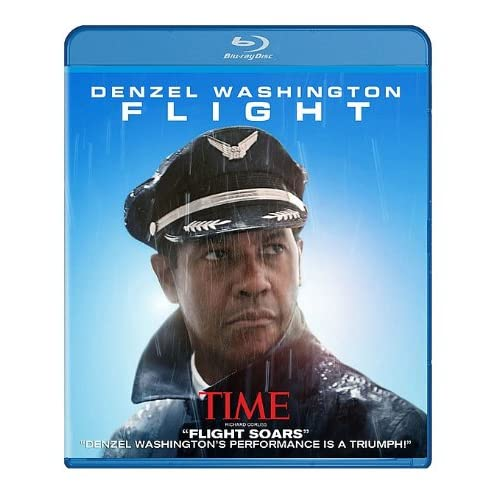 Image 0 of Flight Two-Disc Combo: Ultraviolet On Blu-Ray With Denzel Washington 2 Mystery