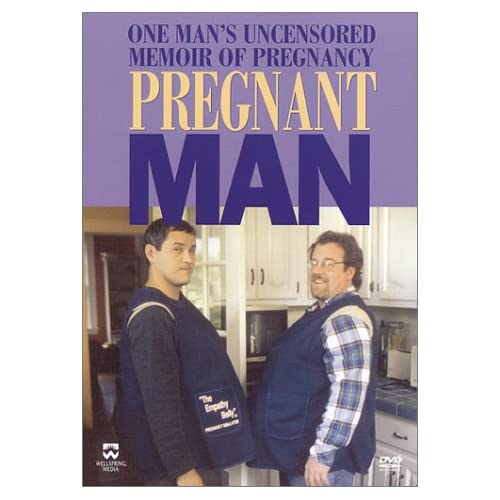 Image 0 of Pregnant Man On DVD With Gordon Churchwell
