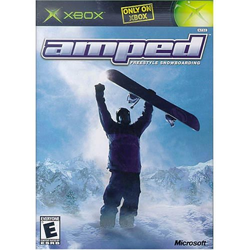 Image 0 of Amped: Freestyle Snowboarding For Xbox Original