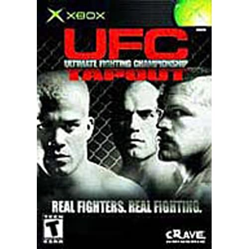 Ufc Tapout 2: UFC Ultimate Fighting Championship Tapout For Xbox Original