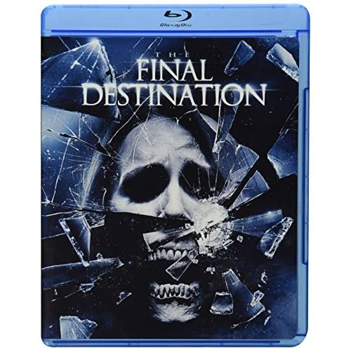 Image 0 of The Final Destination Blu-Ray On Blu-Ray With Bobby Campo
