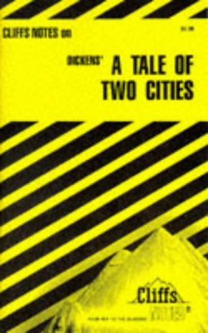 Image 0 of Dickens' A Tale Of Two Cities (Cliffs Notes)