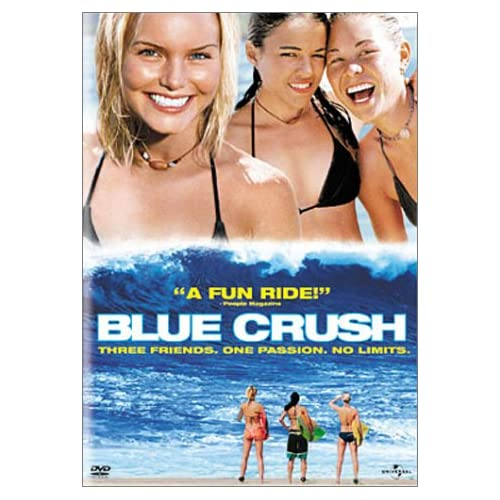 Image 0 of Blue Crush Full Screen Edition On DVD With Kate Bosworth Drama