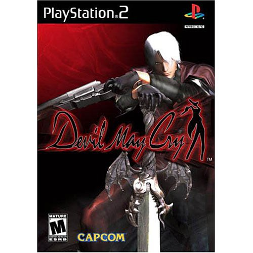 Devil May Cry For PlayStation 2 PS2 Fighting
