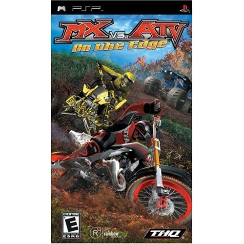 Image 0 of MX Vs ATV On The Edge Sony For PSP UMD