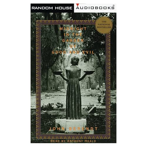 Image 0 of Midnight In The Garden Of Good And Evil By John Berendt On Audio Cassette