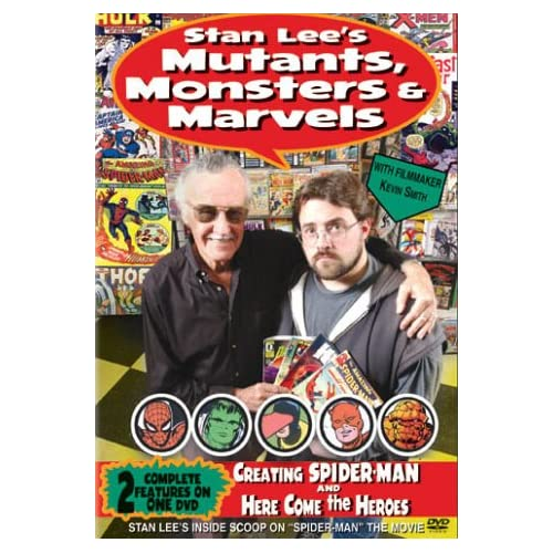 Image 0 of Stan Lee's Mutants Monsters & Marvels: Creating Spider-Man And Here
