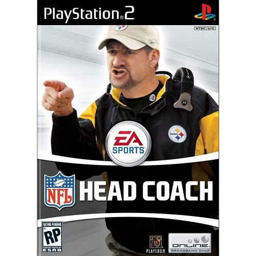 Image 0 of NFL Head Coach For PlayStation 2 PS2 Football
