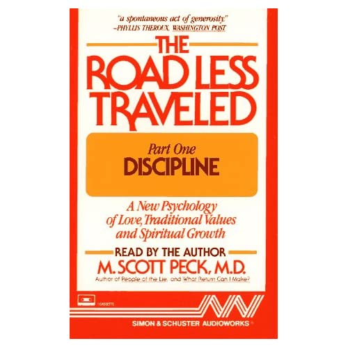Image 0 of The Road Less Traveled: Part 1 Discipline By Peck M Scott Peck M Scott