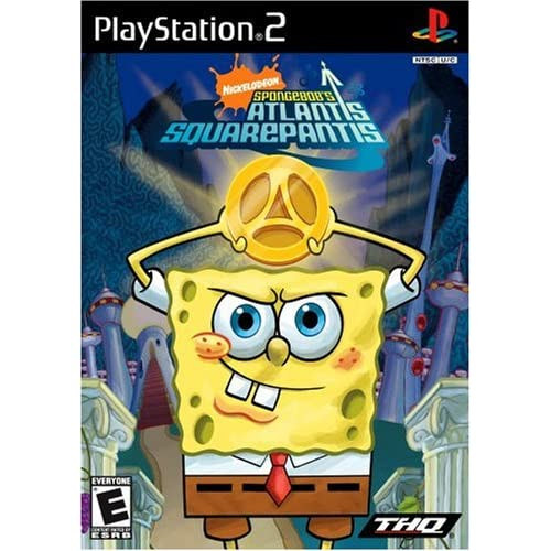 Image 0 of Spongebob Squarepants: Atlantis Squarepantis For PlayStation 2 PS2