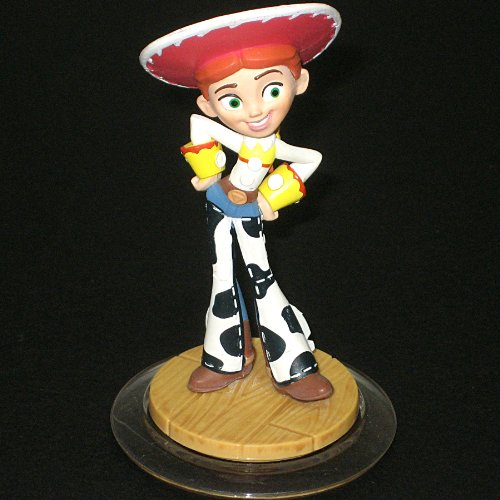 Image 0 of Disney Infinity 1.0 Jessie Character Pack Universal Pre-Owned