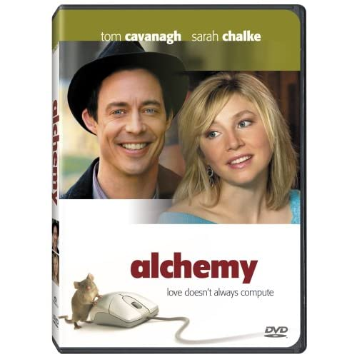 Image 0 of Alchemy On DVD With Michael Ian Black Romance
