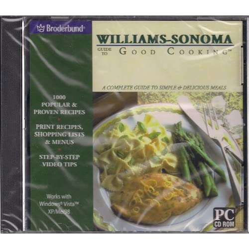 Williams-Sonoma Guide To Good Cooking A Complete Guide To Simple &