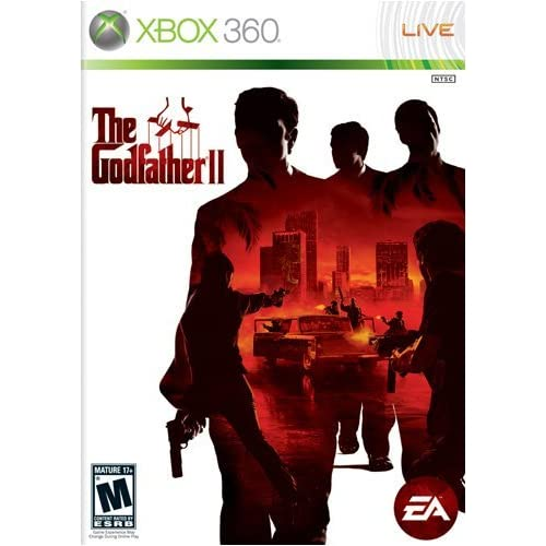 Shooting Games For Xbox 360 : The godfather ii for xbox shooter