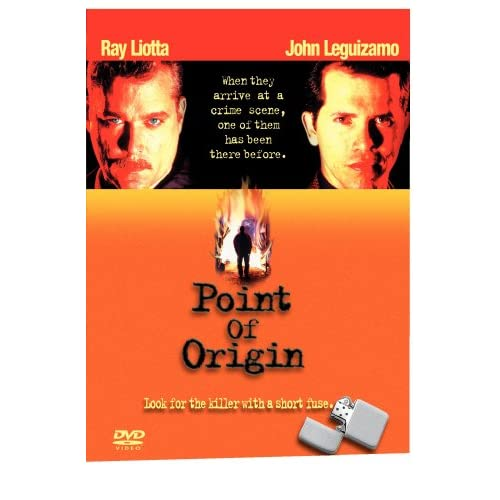 Image 0 of Point Of Origin On DVD with Ray Liotta