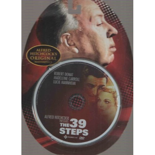 Image 1 of The 39 Steps Alfred Hitchcocks On DVD