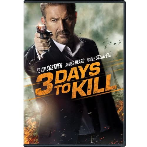 Image 0 of 3 Days To Kill On DVD With Tomas Lemarquis