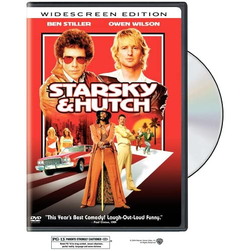 Image 0 of Starsky & Hutch Widescreen Edition On DVD With Ben Stiller Comedy