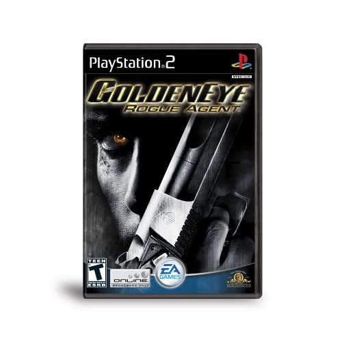 Goldeneye Rogue Agent For PlayStation 2 PS2 Shooter