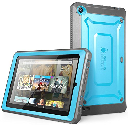 Fire 7 Case Supcase Heavy Duty Case For 2015 Release Amazon Fire 7 Tablet Unicor