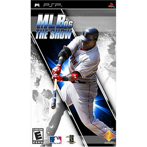 MLB 06 The Show Sony For PSP UMD Baseball