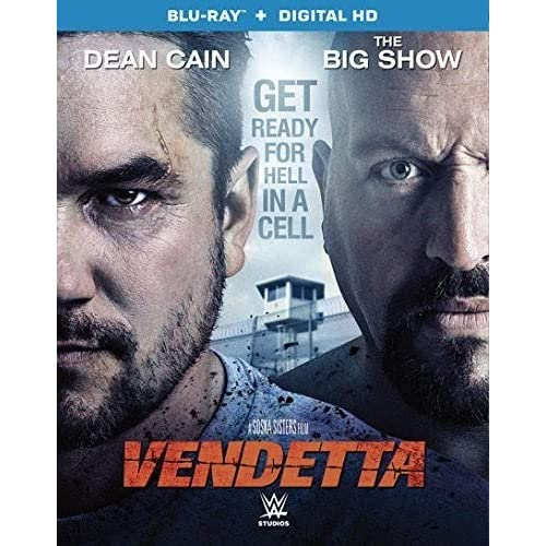 Image 0 of Vendetta Blu-Ray Digital HD On Blu-Ray With Dean Cain