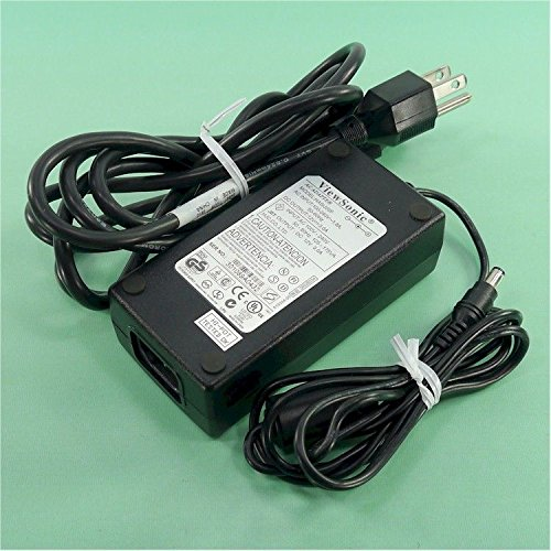 Image 0 of Genuine Viewsonic HASU05F AC Power Adapter 12VDC -3.0A Wall Charger