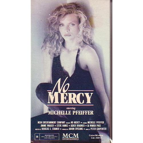 Image 0 of No Mercy On VHS Action