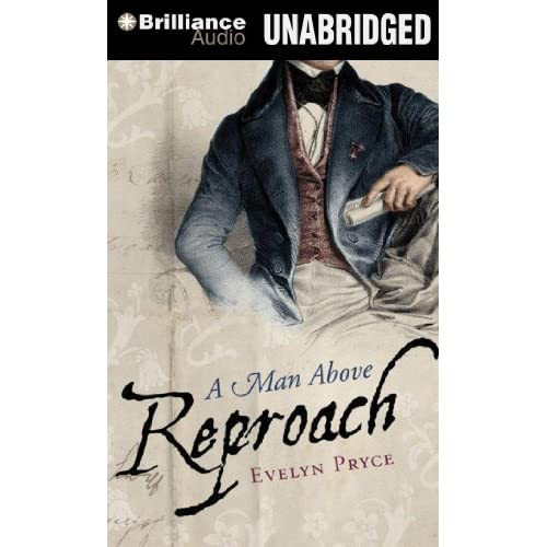 A Man Above Reproach On Audiobook CD MP3 Literature Modern Unabridged