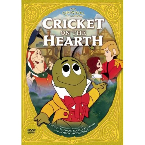 Image 0 of Cricket On The Hearth On DVD With Marlo Thomas