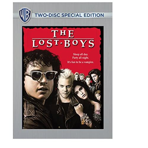 Lost Boys The: Special Edition On DVD With Corey Feldman Horror