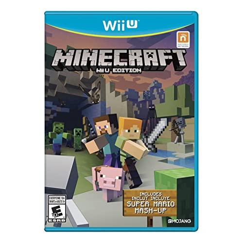 Minecraft: Edition Standard Edition For Wii U