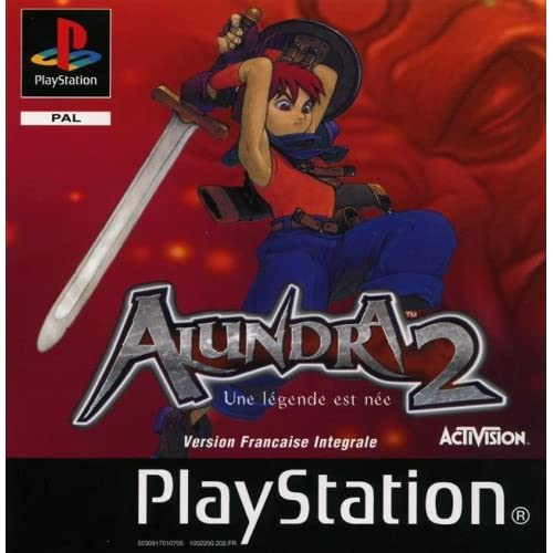 Alundra 2: A New Legend Begins For PlayStation 1 PS1 RPG