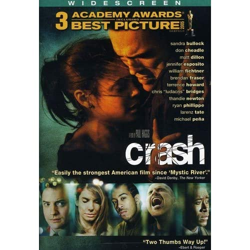 Image 0 of Crash Widescreen Edition On DVD With Don Cheadle Mystery