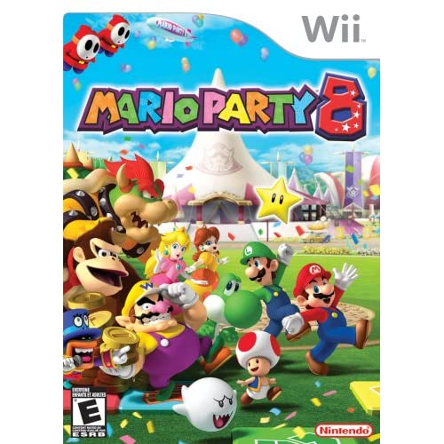 Image 0 of Mario Party 8 For Wii Arcade