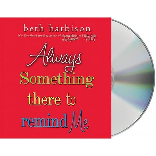 Always Something There To Remind Me Compact Disc By Harbison Beth