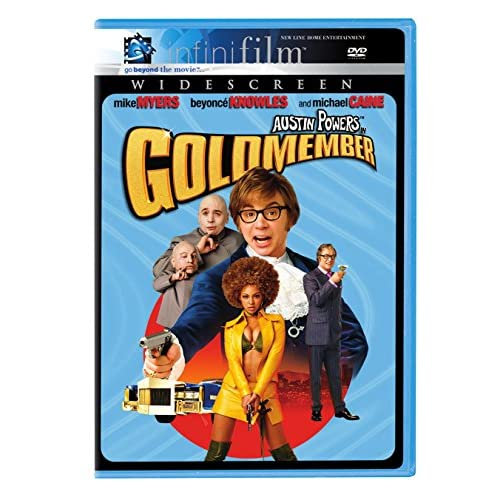 Image 0 of Austin Powers In Goldmember On DVD With Mike Myers Comedy