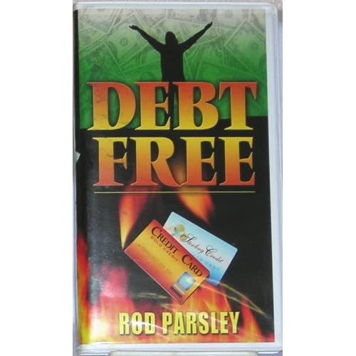 Image 0 of Debt Free Audio Cassettes By Rod Parsley On Audio Cassette