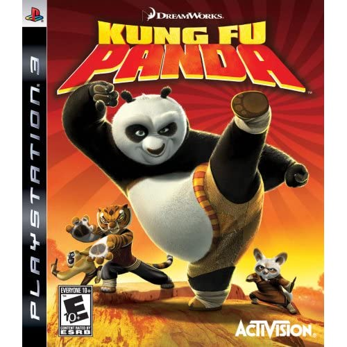Image 0 of Kung Fu Panda PS3 For PlayStation 3