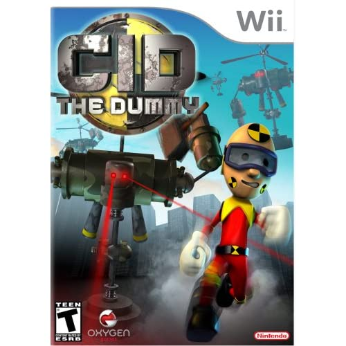 Image 0 of Cid The Dummy For Wii And Wii U
