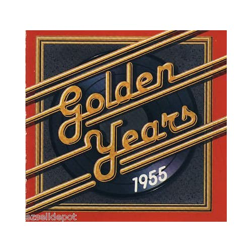 Image 0 of Golden Oldies 1955 By Various On Audio Cassette