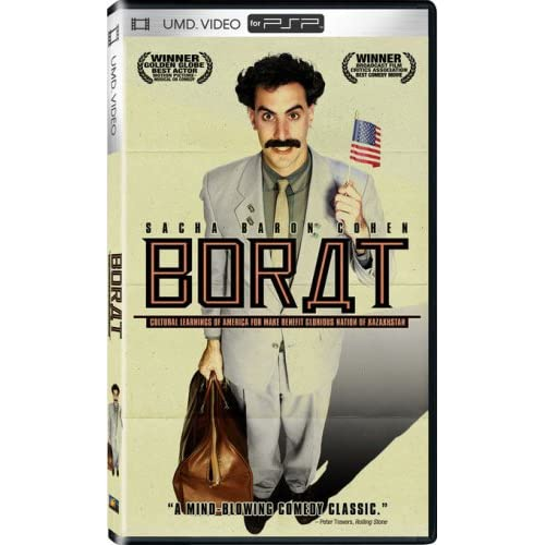 Image 0 of Borat Cultural Learnings Of America For Make Benefit Glorious Nation Of Kazakhst