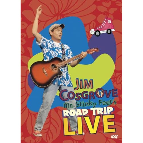 Image 0 of Jim Cosgrove: Mr Stinky Feet's Road Trip Live On DVD