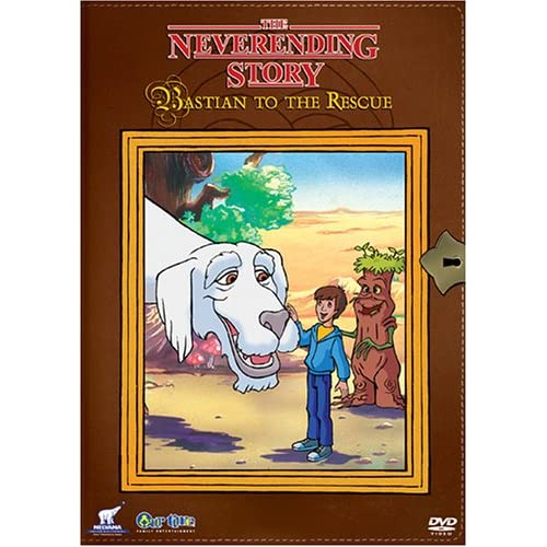 Image 0 of The Neverending Story: Bastian To The Rescue On DVD Children and