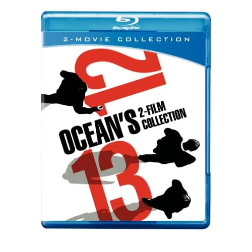 Image 0 of Oceans 12 And Oceans 13 Movies On Blu-Ray