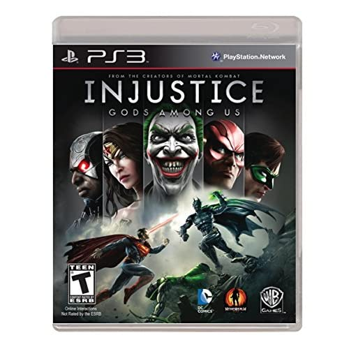 Image 0 of Injustice: Gods Among US For PlayStation 3 PS3 Fighting