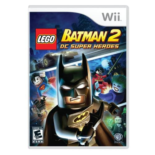 Image 0 of Lego Batman 2: DC Super Heroes For Wii And Wii U