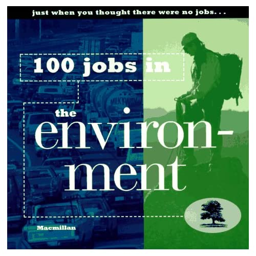 100 Jobs In The Environment By Debra Quintana Book Paperback