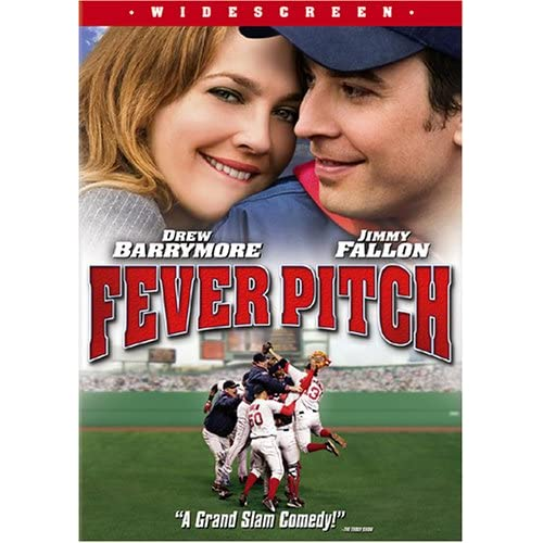 Image 0 of Fever Pitch Widescreen Edition On DVD With Drew Barrymore Comedy